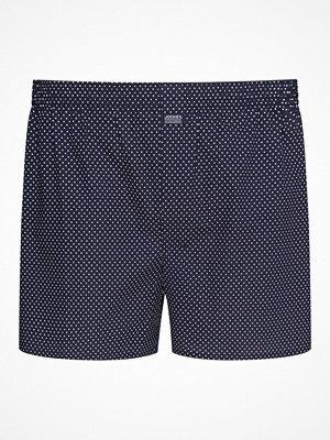 Jockey Woven Poplin Boxer Shorts Navy-2