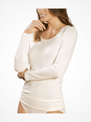 Mey Emotion Top Long Sleeved Champagne
