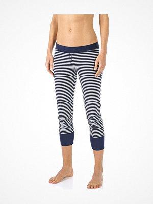 Pyjamas & myskläder - Mey Night2Day Oliv Pants Blue