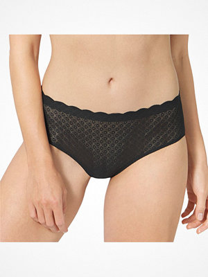 Sloggi ZERO Feel Lace High Waist Brief Black