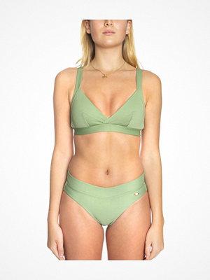 Sunseeker Rustic Sweetheart Bikini Bralette Green