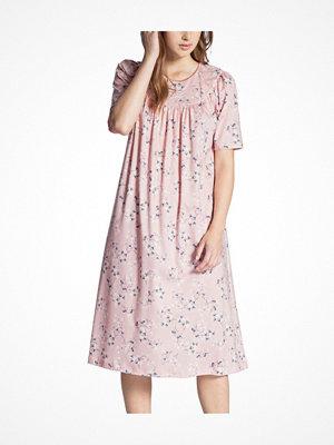 Calida Soft Cotton Nightshirt 34000 Pink Pattern