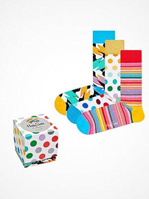 Happy Socks 3-pack Happy Socks Mixed Pride Gift Box Multi-colour