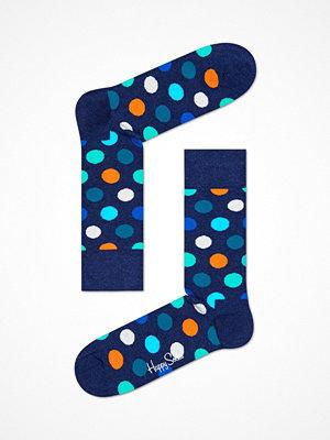 Happy Socks Happy Socks Big Dot Sock Blue