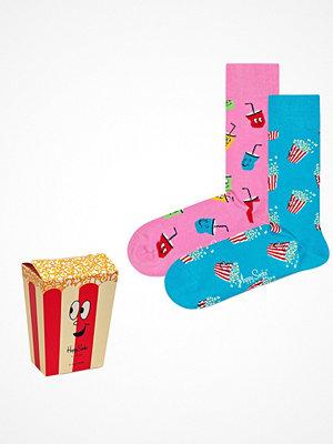 Happy Socks 2-pack Happy Socks Snacks Gift Box Multi-colour