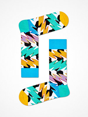 Happy Socks Happy Socks Rock N Roll Polka Stripe Sock Multi-colour