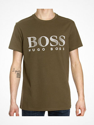 Hugo Boss BOSS T-shirt RN Darkgreen