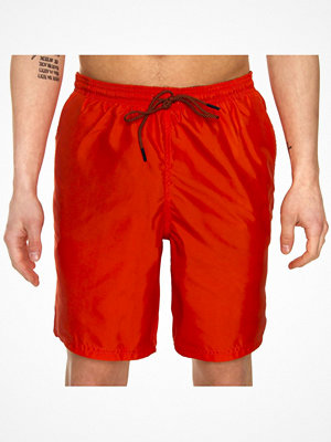 Hugo Boss BOSS Ocra Swim Shorts Orange