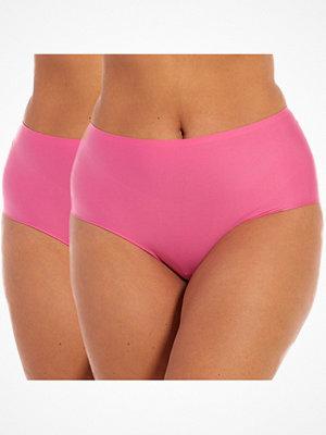 Magic 2-pack MAGIC Dream Invisibles Panty Shocking Pink