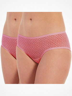 Magic 2-pack MAGIC Dream Lace Hipster Lightpink