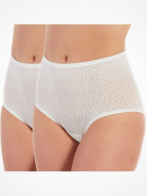 Magic 2-pack MAGIC Dream Lace Panty White