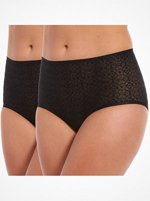 Magic 2-pack MAGIC Dream Lace Panty Black