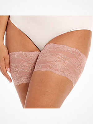 Strumpbyxor - Magic MAGIC Be Sweet To Your Legs Lace Lightpink