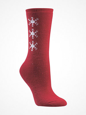 Seger Lillen Junior Sock Red