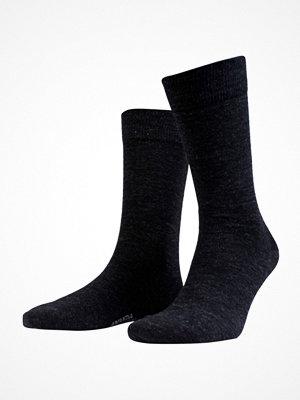 Amanda Christensen Grade Merino Wool Sock Anthracite