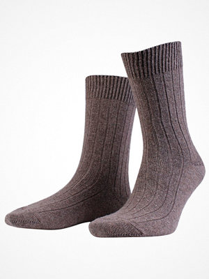 Amanda Christensen Supreme Wool Sock Brown