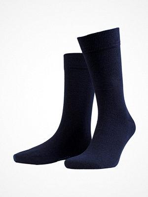 Amanda Christensen True Combed Cotton Sock Navy-2