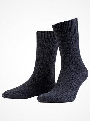 Amanda Christensen Supreme Wool Sock Anthracite