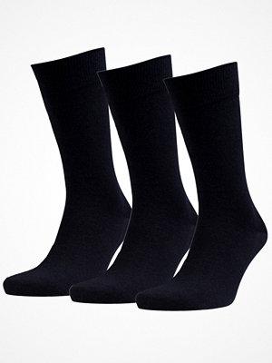 Amanda Christensen 3-pack Grade Merino Wool Sock Black