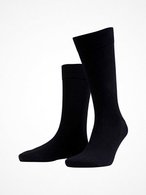 Strumpor - Amanda Christensen True Combed Cotton Sock Black