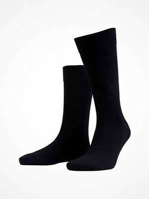 Amanda Christensen True Combed Cotton Sock Black
