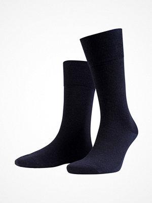 Amanda Christensen Icon Merino Wool Sock Navy-2