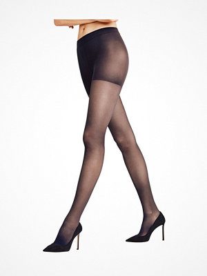 Strumpbyxor - Falke Women Travel Comfort Energize Tights 30 Den Black