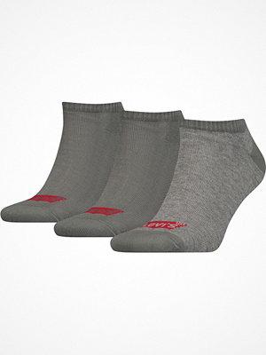 Levi's 3-pack Base Low Cut Sock Grey