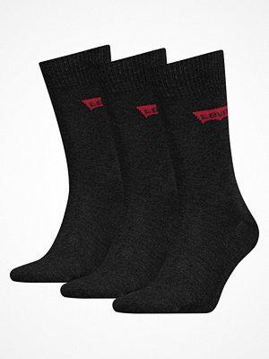 Levi's 3-pack Base Regular Cut Sock Grey/Black