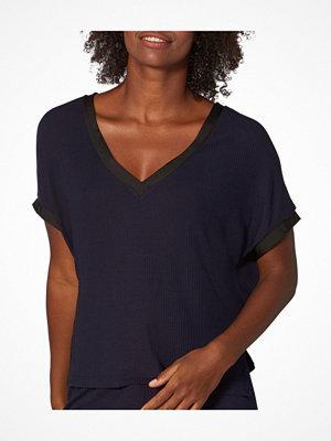 S by sloggi S by Sloggi Sundays T-shirt Navy-2