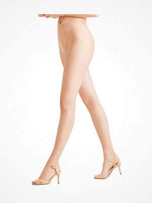 Strumpbyxor - Falke Women City Natural Glow 6 Den Beige