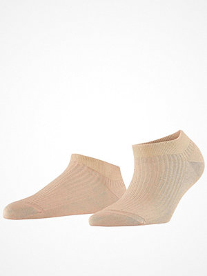 Strumpor - Falke Women Seasonal Shiny Rib Sneaker Socks Ancientpink