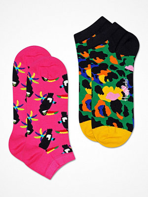 Strumpor - Happy Socks 2-pack Happy Socks Low Sock Multi-colour