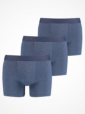 Levi's 3-pack Premium Boxer Blue