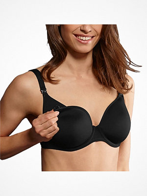 Anita Underwire Nursing Bra With Spacer Cup Black
