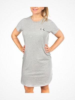 Calvin Klein One Cotton Nightshirt Grey