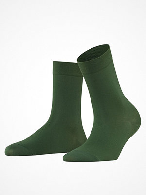 Falke Women Cotton Touch Darkgreen