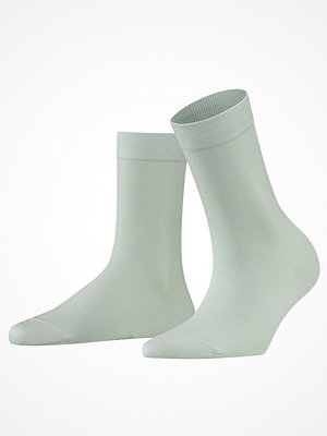 Strumpor - Falke Women Cotton Touch Mint green