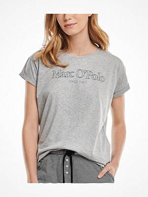 Marc O'Polo Marc O Polo Mix Program Shirt Crew Neck Grey