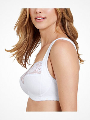 Miss Mary of Sweden Miss Mary Lovely Lace Underwired Bra White