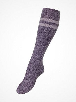 Pierre Robert Knee High Wool Lilac