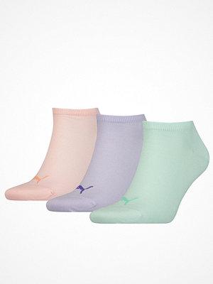 Puma 3-pack Sneaker Socks Pink/Lilac