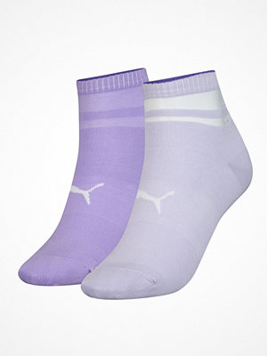 Strumpor - Puma 2-pack Short Structure Socks Lilac