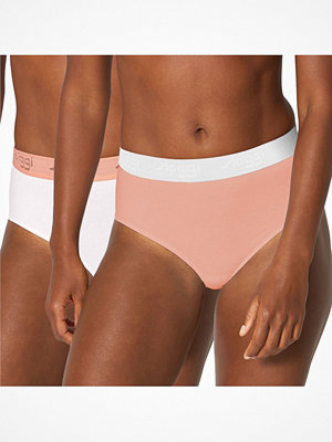 Sloggi 2-pack The 79 Maxi Panties  Pink/White