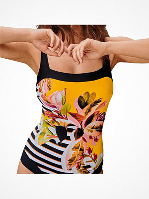 Anita Breeze Of Summer Saskia Swimsuit Yellow Pattern