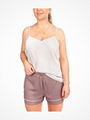 Calvin Klein Woven Viscose Camisole Creme