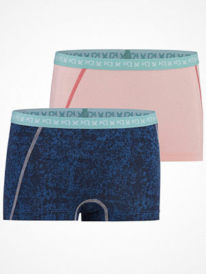 Kari Traa Dekorativ Hipster Blue/Pink