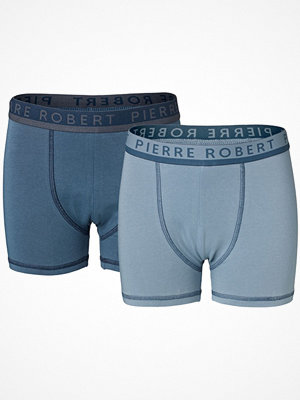 Pierre Robert 2-pack X Jenny Skavlan Boxer For Boys Blue