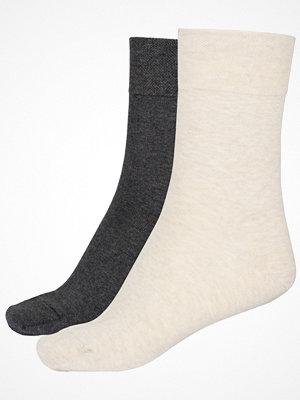 Pierre Robert 2-pack Relax Eco Socks Beige