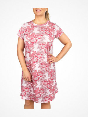 Trofé Trofe Bamboo Nightdress  Pink Floral